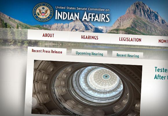 Senate hearing never mentions online poker or gambling