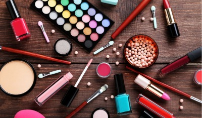 assorted make-up