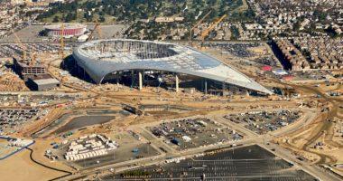 California sports betting SoFi Stadium